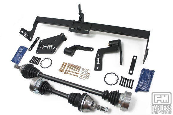 MK1 VR6 Engine Swap Kit – 2.8L/3.2L/3.6L