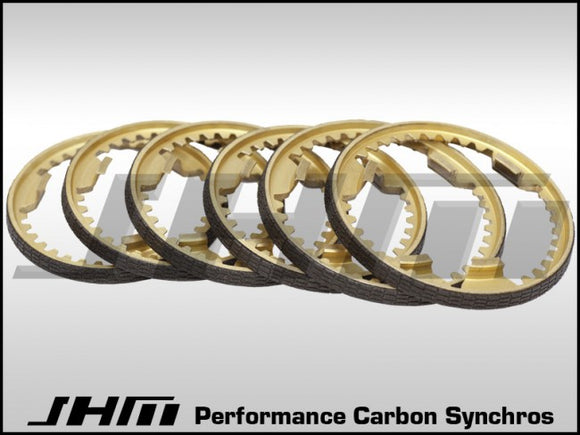 01E Synchros (JHM-Performance) for Updated 1-2 Collar - Set of 6