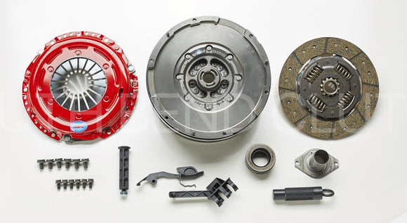 South Bend / DXD Racing Clutch B8 Audi A4/A5 2.0T Stage 2 Daily Clutch Kit