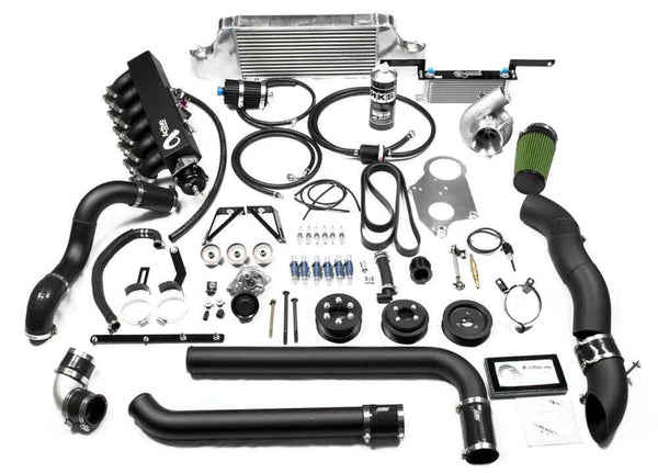 ACTIVE AUTOWERKE BMW E46 M3 SUPERCHARGER KIT GENERATION 9 LEVEL 1