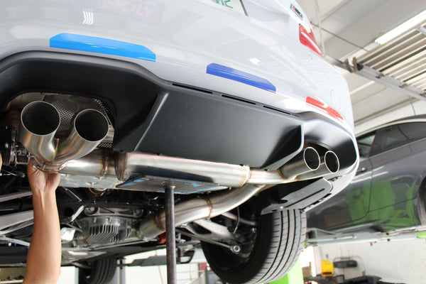 F87 M2 COMPETITION SIGNATURE EXHAUST SYSTEM