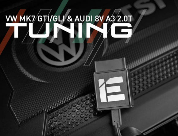 IE VW & Audi 2.0T Gen 3 IS20 MQB Performance Tune | Fits MK7/MK7.5 GTI, GLI, & 8V A3 2015+