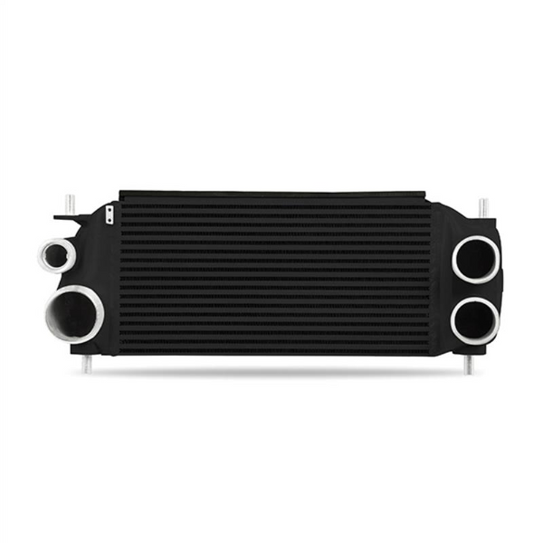Mishimoto 15-17 Ford F-150 EcoBoost 2.7L Black Performance Intercooler Kit w/ Polished Pipes