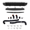 Mishimoto 2014-2016 Ford Fiesta ST 1.6L Front Mount Intercooler (Black) Kit w/ Pipes (Black)