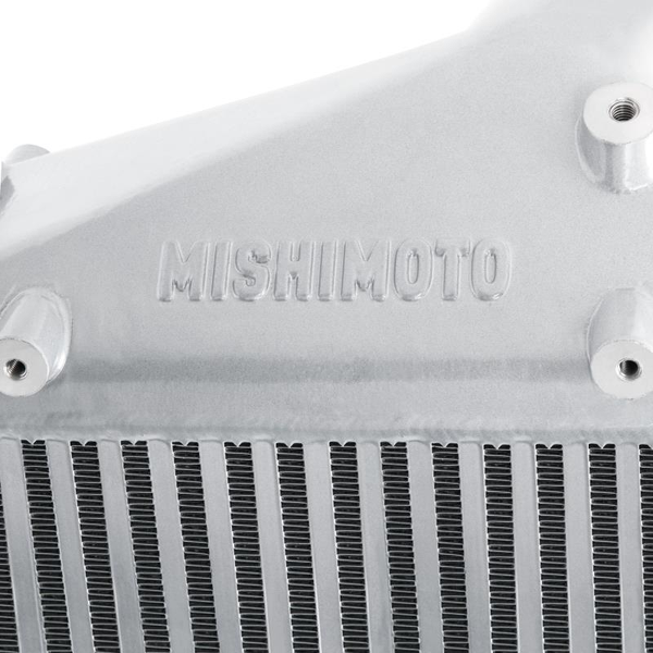 Mishimoto 13+ Dodge Cummins 6.7L Intercooler Kit - Silver