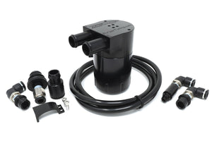 N54 Vacuum Side Oil Catch Can Kit