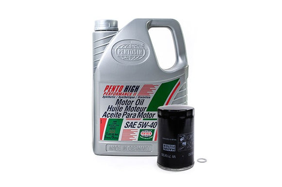 Complete Oil Service Kit: 1.8T