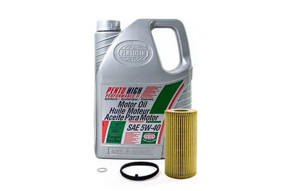 Complete Oil Service Kit: 2.0T FSI