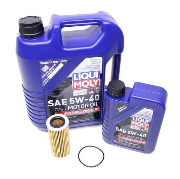 Oil Service Kit | VW | Audi 1.8T | 2.0T Gen 3