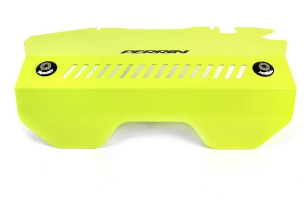 Belt Cover For FA DIT Engines, 2015-2019 WRX Neon Yellow