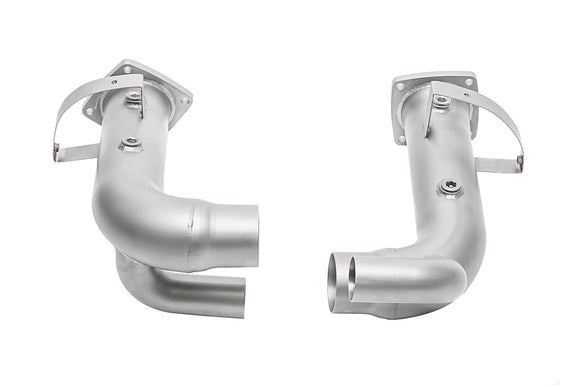Porsche 991.2 Carrera (with PSE) Cat Bypass Pipes
