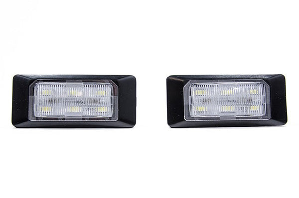 Complete License Plate LEDs