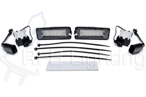 Complete License Plate LEDs: MK7 GTI/Golf