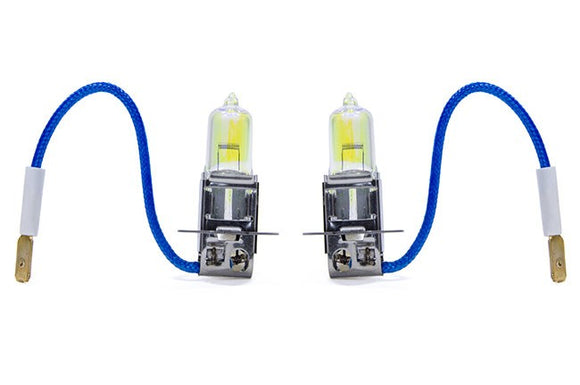 RFB H3 Plasma Yellow Bulb Pair