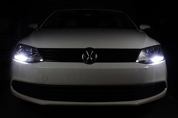 RFB Jetta LED Daytime Running Lights (DRLs) For MK6