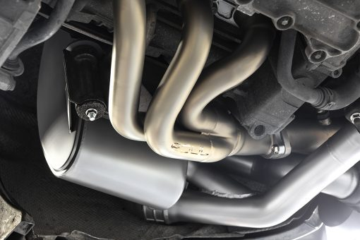 Porsche 997.1 Carrera Valved Exhaust