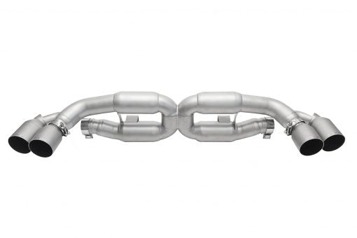 Porsche 991 Turbo Competition X-Pipe Exhaust System