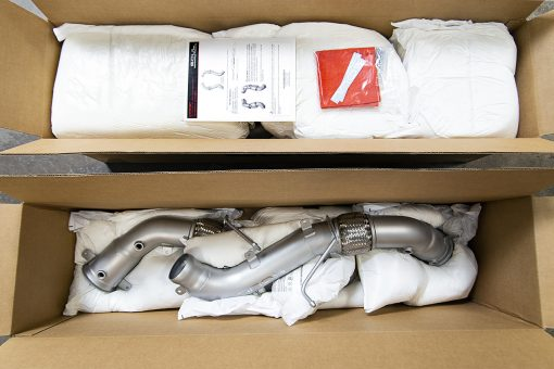 McLaren 570S / 570GT / 540C Competition Downpipes