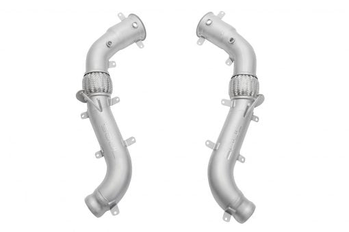 McLaren MP4-12C / 650S / 675LT Competition Downpipes
