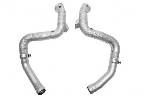Mercedes C63 AMG Competition Downpipes