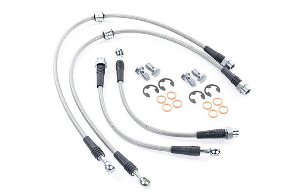 USP Stainless Steel Brake Line Kit- 2012+ Passat