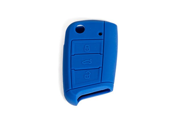 Silicone Key Fob Jelly MK7- Purple