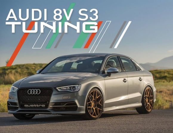 IE Audi 8V S3 Performance Tune 2015-2018