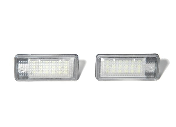 Complete License Plate LEDs Audi A3