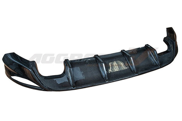 Rear Carbon Fiber Diffuser For MK7 GTI