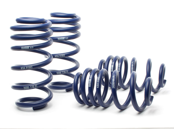 Sport Springs C6 A6 FWD & AWD