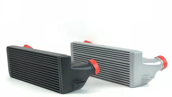 CSF 04-13 BMW 335i/xi (E90/E91/E92/E93) High Performance Stepped Core Bar/Plate Intercooler