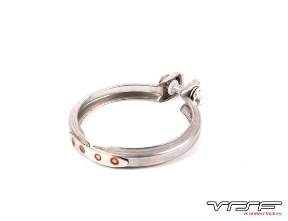 VRSF 3.5″ Turbo to Downpipe V-Band Exhaust Clamp for BMW 135i, 335i, 535i, 640i, Z4, M3, M4, M5, M6 N54/N55/S55/N63/S63 11657620508