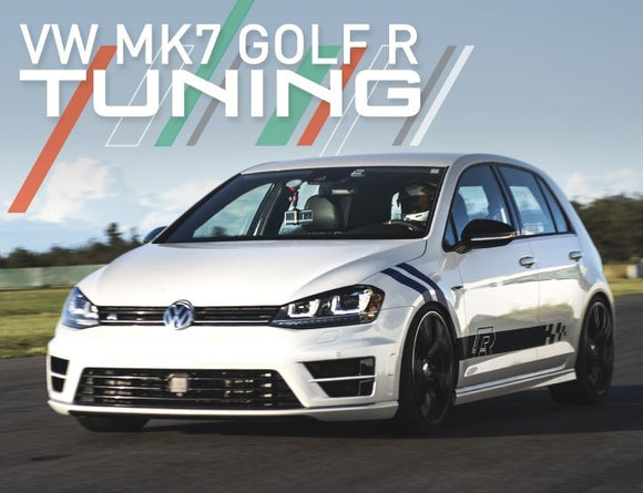 IE VW MK7 Golf R Performance Tune 2015-2018