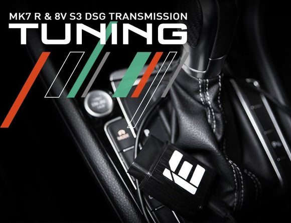 IE VW MK7 & Audi 8V DSG (DQ250) Transmission Tune | Fits 2015-2018 GTI / A3 & 2015-2017 Golf R / S3