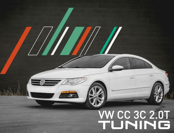 IE VW 3C CC 2.0T Performance Tune (2009-2017)
