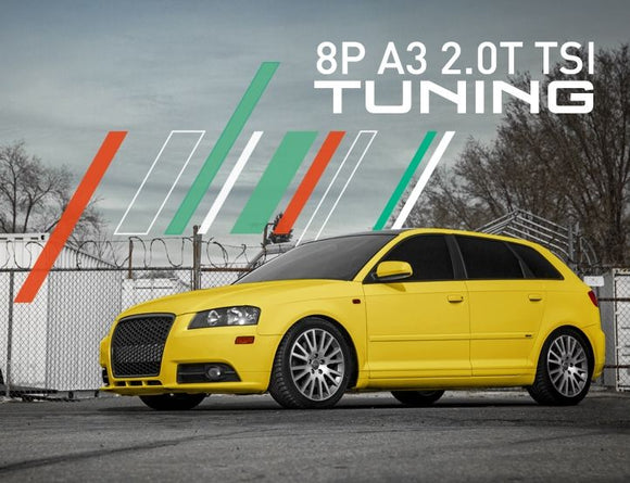 IE Audi MK2/8P A3 2.0T TSI Performance Tune (2008-2013)