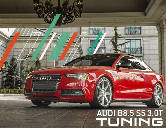 IE Audi S5 B8 & B8.5 Performance Tune (2008-2016)