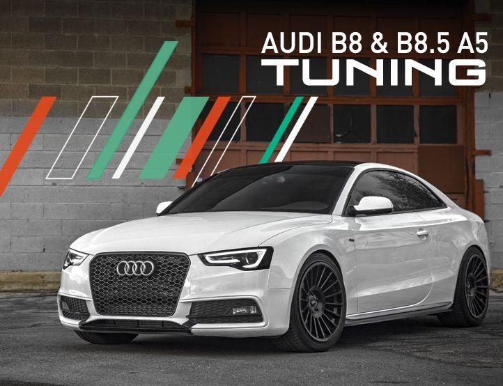 IE Audi B8/B8 5 A5 Performance Tune (2008-2017)
