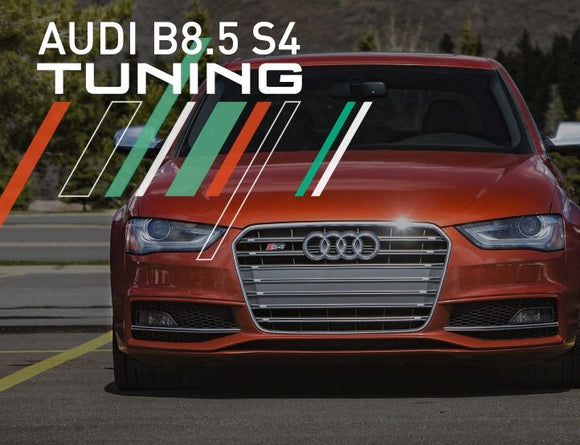 IE Audi 3.0T Supercharged Performance ECU Tune | Fits B8/B.5 S4
