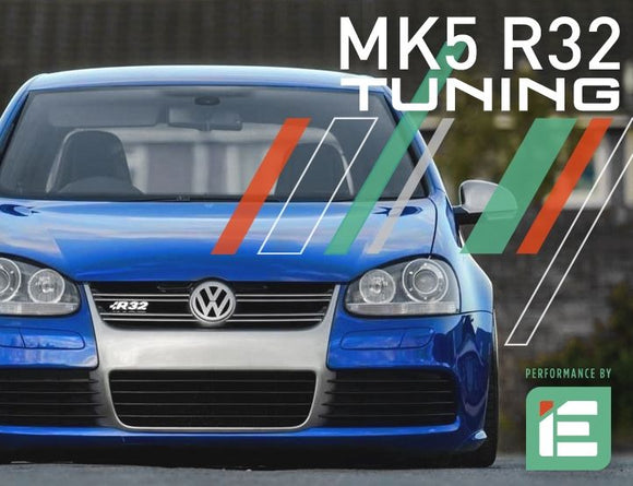 IE VW MK5 R32 Performance Tune (2008)