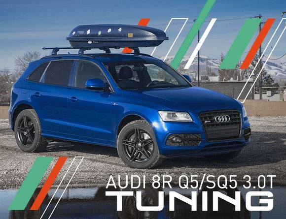 IE Audi 8R Q5 & SQ5 Supercharged 3.0T Performance Tunes (2009+)