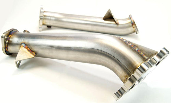 Map Investment Cast Exhaust Manifold Kit 2008 2015