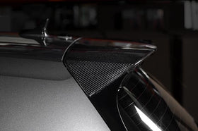 Aggressiv Carbon Fiber Rear Spoiler Cover For MK7 GTI / Golf R