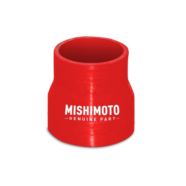 Mishimoto 2.5 to 2.75 Inch Red Transition Coupler