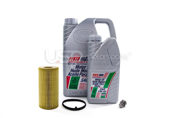 Complete Oil Service Kit: 2.5L