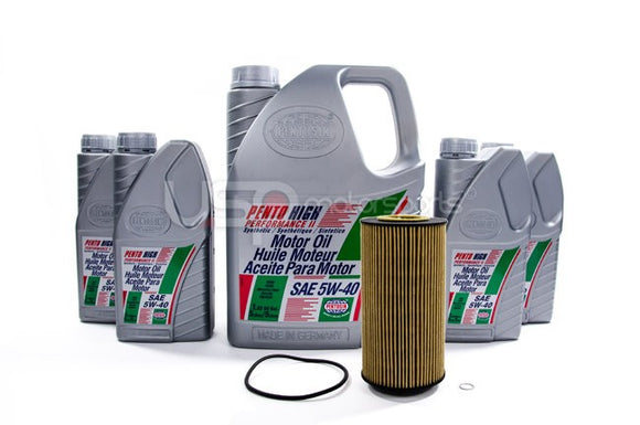 Complete Oil Service Kit: 4.2L