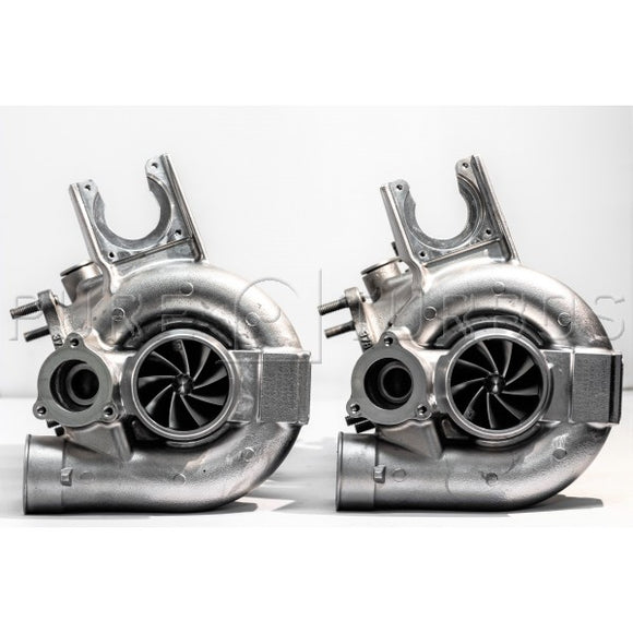 720s PT1200 Upgrade Turbos