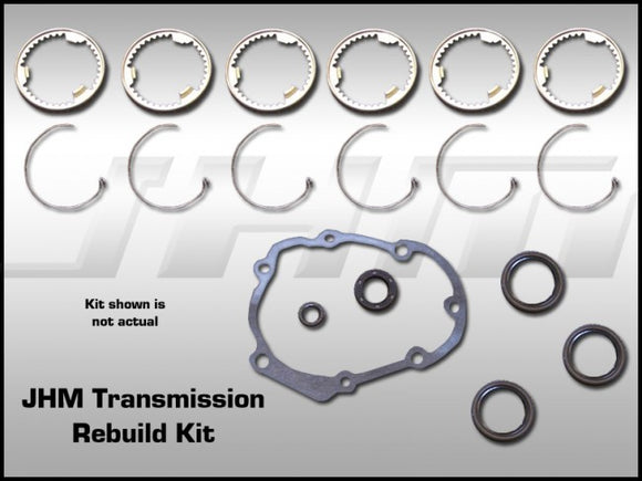 01A 5-speed Transmission Rebuild Kit (JHM-Performance)