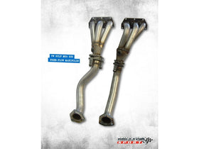 Milltek Free Flow Upgraded Manifolds - MK4 Golf R32