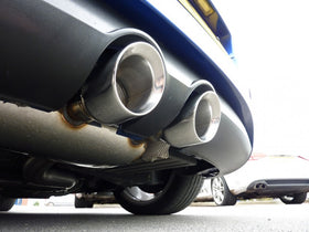 Milltek Non Resonated Cat Back Exhaust - MK5 Golf R32
